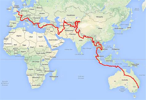 map uk to australia sydney to facts and figures the path less ridden