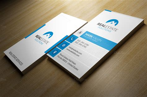 3 Stylish Real Estate Business Card Templates by Real Estate Business Card 36 Business Card Templates On