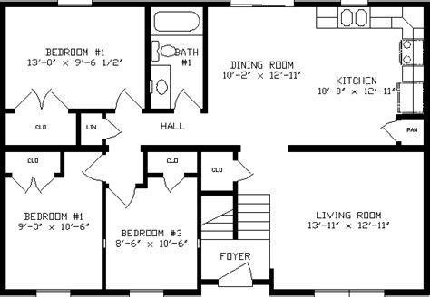 1100 Sq Ft House Plans Apex Homes Modular Home Floor 1100 Square Foot House Plans Guest