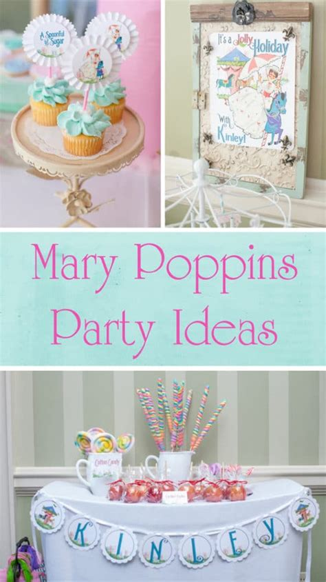 mary poppins party party ideas free printable mary poppins party favors party
