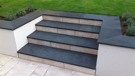 contemporary paving and coping stones olive branch