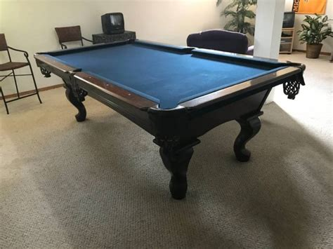Used Pool Tables For Sale Indianapolis Usa Indiana