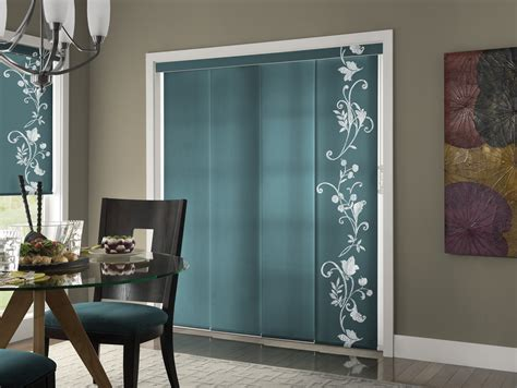 Modern Sliding Glass Door Curtains Interior Exterior Sliding Glass Door Curtain