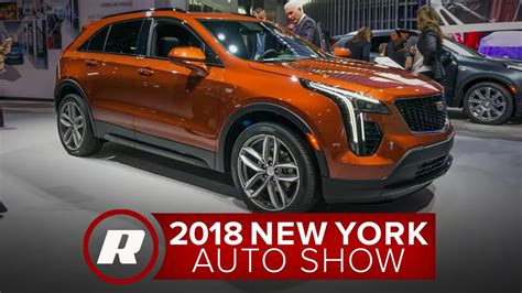 2019 Cadillac St4 by 2019 Cadillac Xt4 Suv Debuts At The 2018 Ny Auto Show
