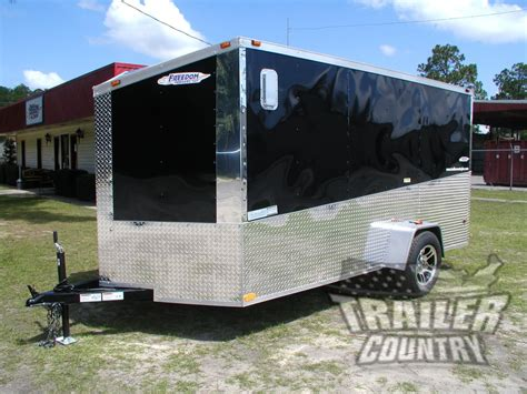 trailer country motorcycle trailers enclosed