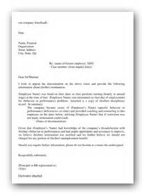 Unemployment Letter Of Appeal by Unemployment Appeal Letter Unemployment Appeal Letter Jpg Sales Report Template