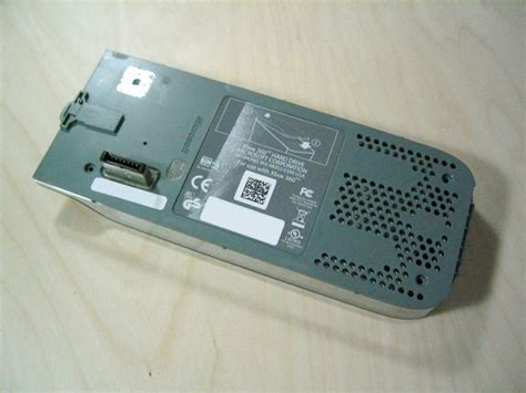 Hdd Xbox 360 disassembling the xbox 360 hdd inside microsoft s xbox 360