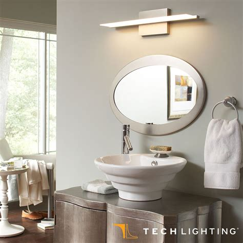 Bathtub Light by Tech Lighting Span Bath Light Commerciallightingsupplier