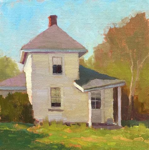 plein air paintings from paint snow hill featured in may opening reception for plein air exhibit featuring meg