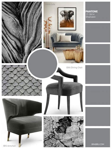 Home Design Inspiration Ideas by Best Moodboard Color Ideas According To Pantone For