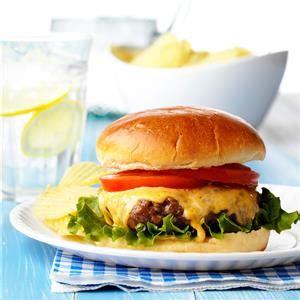 Backyard Burger Carbs Top 10 Classic American Recipes Taste Of Home