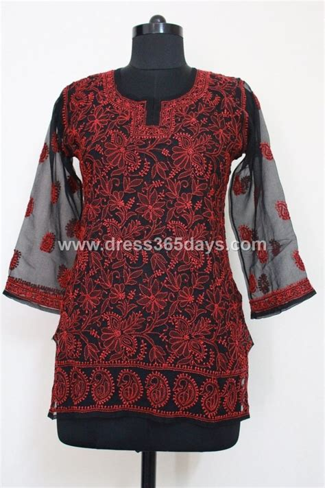 best chikan 21 best images about lucknow chikan georgette kurtis