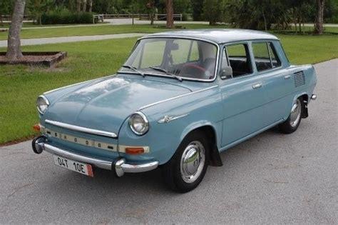 Auto Kaufen Tschechien by 1969 Other Makes Skoda 1000mb De Luxe For Sale Skoda