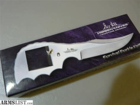 armslist for sale trade gil hibben survival belt buckle knife gh5009 new in box