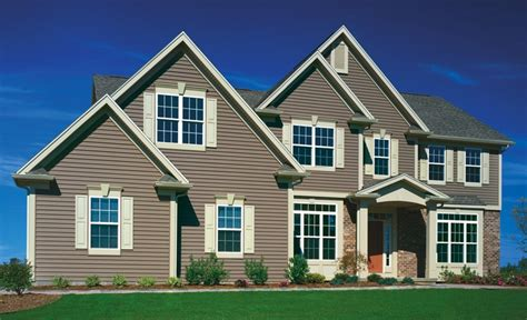 house siding vinyl siding for your home color of siding profile or