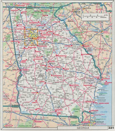 ga diagram index of maps