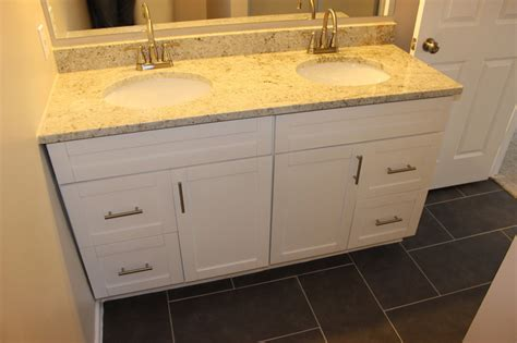 white shaker bathroom vanity traditional white shaker bathroom vanities rta kitchen