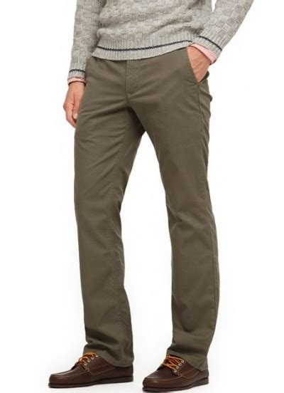 Baggy Brown Olive green and olive style for