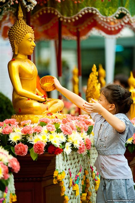 new year traditions in thailand songkran the water festival celebrating the thai new