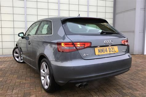 Audi A3 1 4 Tfsi 2014 by Used 2014 Audi A3 1 4 Tfsi Sport 3dr For Sale In Cheshire