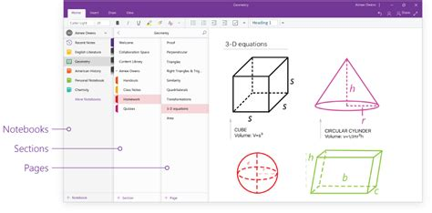 Home Office Ideas note taking made easier for everyone redesigning onenote