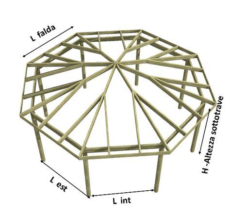 struttura gazebo in legno gazebo ottagonale in legno struttura in legno con