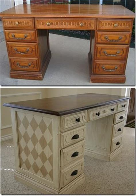 Diy Painted Desk 17 Best Ideas About Chalk Paint Desk On How To Paint Furniture Paint For Wood