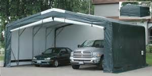 Portable 2 Car Carport Portable Car Garage Home Depot Photos 010 Carsolut