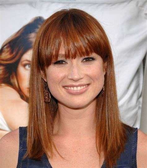 Ellie Kemper Might Need To Steal Her Hair Color Lovely | ellie kemper might need to steal her hair color lovely