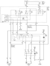 1997 ford f150 power window wiring diagram and electric circuit