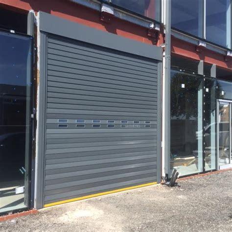 sectional roller shutter doors insulated roller shutter london security shutters