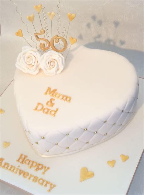 Wedding Anniversary Cake Design by Anniversary White S Cake House