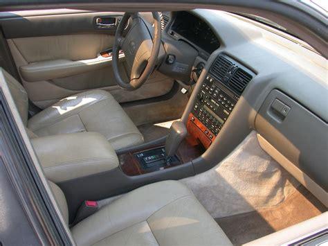 lexus ls400 interior file lexus ls400 interior front jpg wikimedia commons