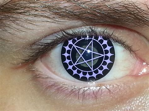 cool anime eye contacts ciel phantomhive contacts black butler
