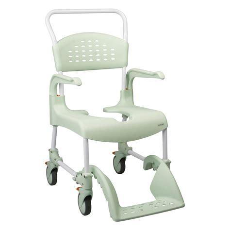 sedia wc sedia per wc e doccia con ruote clean ortopedia24