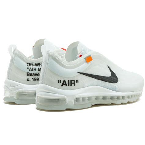 Nike Air White white x nike air max 97 og white
