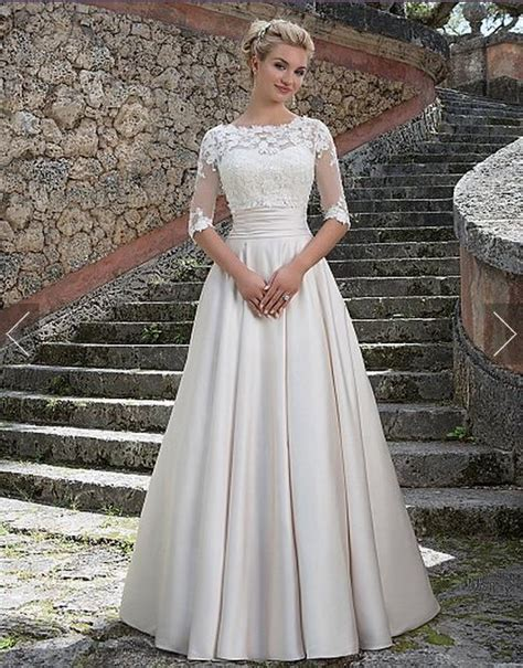 Wrap Style Wedding Dresses by New Style Wedding Dresses With Wrap Satin Pleated Ivory