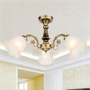 simple ceiling lights simple 3 light glass shade semi flush antique ceiling