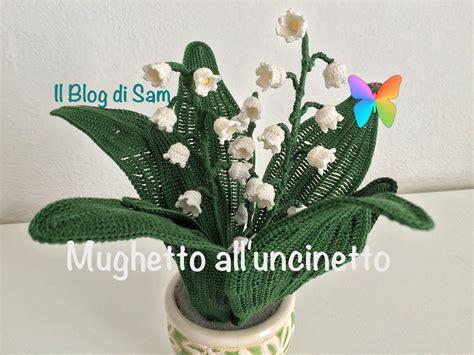 spiegazioni fiori all uncinetto spiegazione mughetto alluncinetto