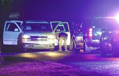 Sheriff Department Background Check Richmond County Daily Journal Shooting Investigation