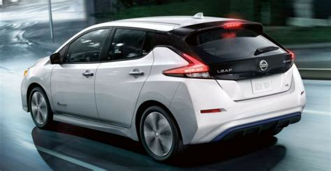nissan electric 2019 2019 nissan leaf e plus