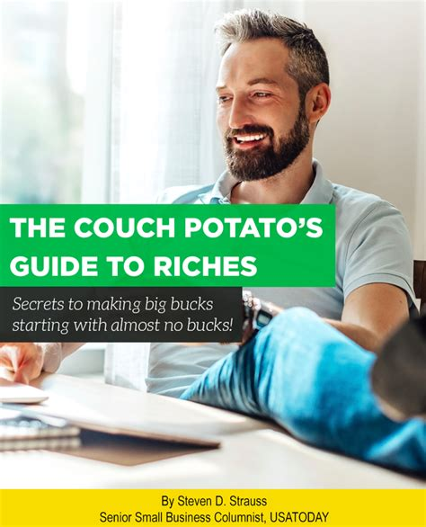 couch potato guide the couch potato s guide to riches theselfemployed com