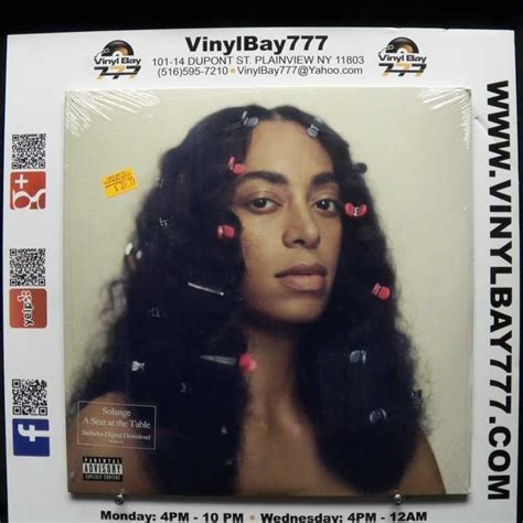 a seat at the table vinyl sealed 12 quot 2xlp solange a seat at the table 2016