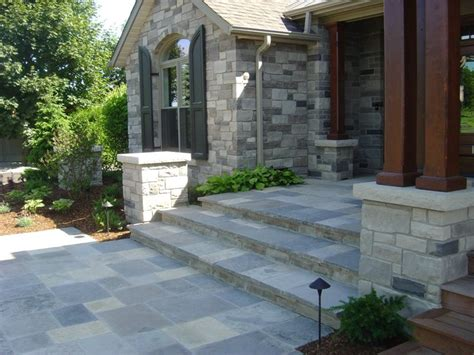 images of front entryways entryways steps and courtyard puslinch on photo gallery landscaping network