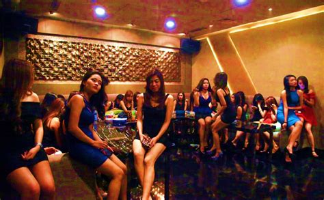 chinese business ktv works   girls