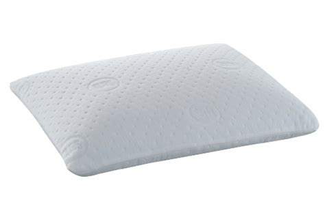 serta bed pillows serta sleep to go duocore dual comfort bed pillow