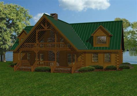 large log cabin large log homes cabins kits floor plans battle creek