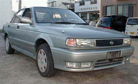 nissan sunny 1990 nissan sunny 1990 review amazing pictures and images