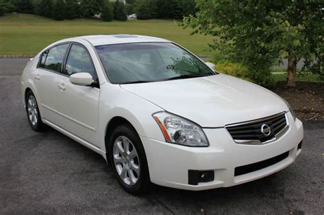 nissan maxima skyview find used 2007 nissan maxima 3 5 se skyview roof