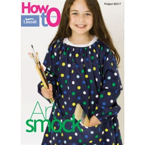 Pattern For An Art Smock | long sleeved art smock free pattern bruna dresses